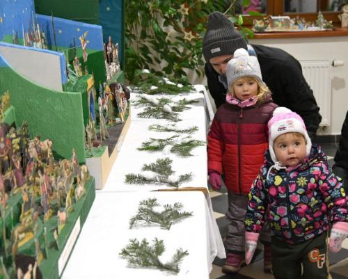 Rozsvěcení vánočního stromku 2018