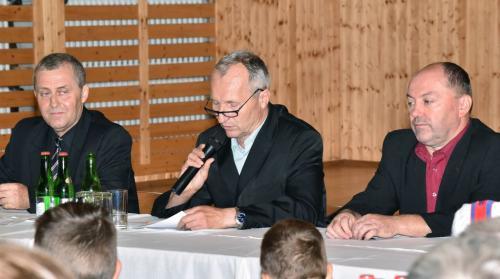 Slavnostní Schůze TJ Sokol