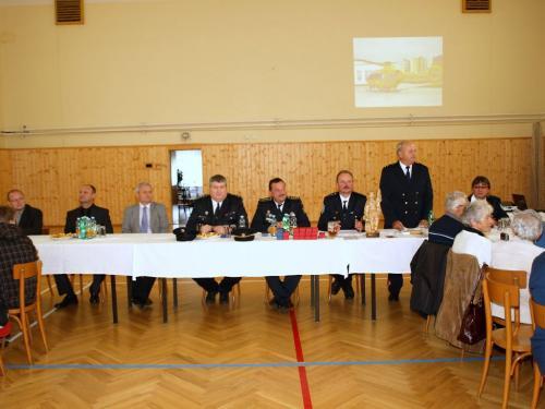 Slavnostní schůze a oslavy SDH 21