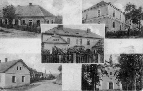 Chvalíkovice - historie